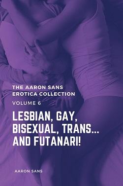 The Aaron Sans Erotica Collection Volume 6