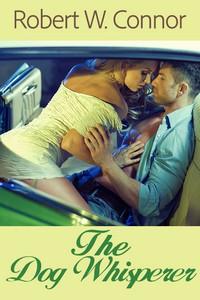 cover design for the book entitled The Dog Whisperer