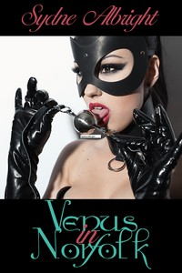 cover design for the book entitled Venus in Norfolk