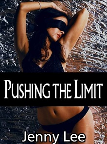 cover design for the book entitled Pushing the Limit