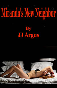 cover design for the book entitled Miranda