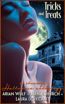 Tricks And Treats: A Steamy Halloween Anthology by Laura Lovecraft