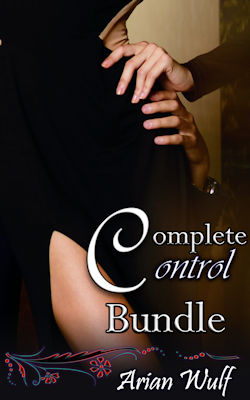 cover design for the book entitled Complete Control Bundle