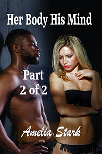 cover design for the book entitled Her Body His Mind: Part Two