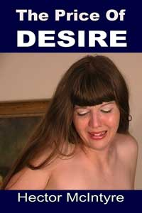 cover design for the book entitled The Price Of Desire (2nd Edition)