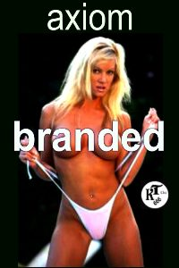 cover design for the book entitled Branded (revised Edition)