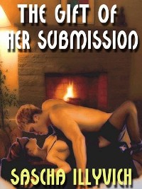 cover design for the book entitled The Gift Of Her Submission