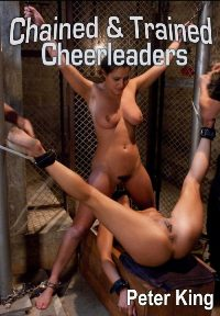 Chained & Trained Cheerleaders