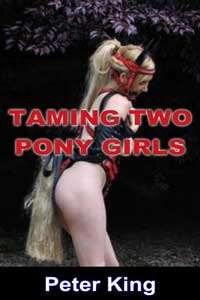 Taming Two Pony Girls