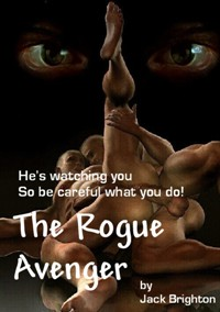 cover design for the book entitled The Rogue Avenger
