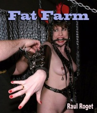 cover design for the book entitled Fat Farm