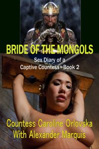 Bride Of The Mongols