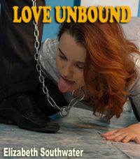 cover design for the book entitled Love Unbound And Other Stories