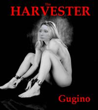 cover design for the book entitled The Harvester - The Women