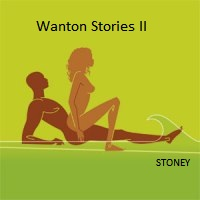 cover design for the book entitled Wanton Stories II: Losing It