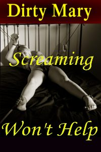 cover design for the book entitled Screaming Won