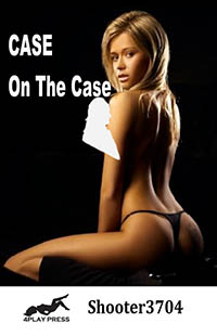 cover design for the book entitled Case : On The Case