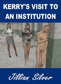 cover design for the book entitled Kerry`s Visit To An Institution