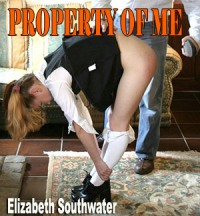 cover design for the book entitled Property Of Me