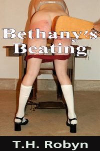 cover design for the book entitled Bethany