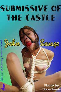cover design for the book entitled Submissive Of The Castle