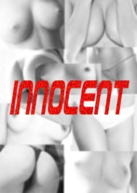cover design for the book entitled Innocent