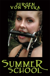 cover design for the book entitled Summer School