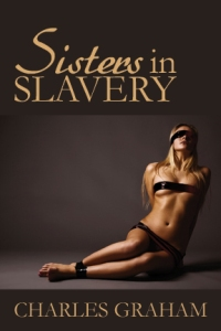 cover design for the book entitled Sisters In Slavery