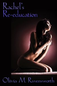 cover design for the book entitled Rachel