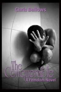 cover design for the book entitled The Conquerable
