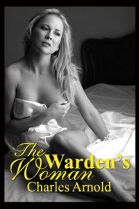 cover design for the book entitled The Warden