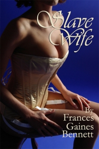 cover design for the book entitled Slave Wife