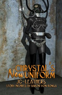 cover design for the book entitled Chrystal