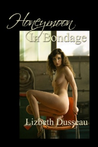 cover design for the book entitled Honeymoon In Bondage