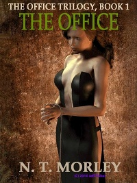 cover design for the book entitled The Office - The Office Trilogy Book 1