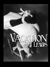 cover design for the book entitled Vacation