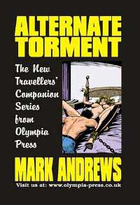 cover design for the book entitled Alternate Torment