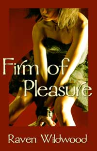 cover design for the book entitled Firm Of Pleasure