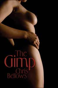 cover design for the book entitled The Gimp