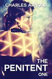 cover design for the book entitled The Penitent I