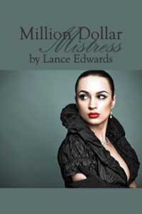 cover design for the book entitled Million Dollar Mistress