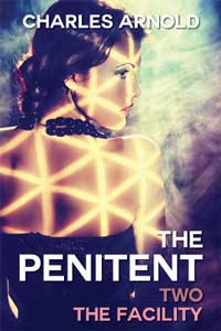 cover design for the book entitled The Penitent II: The Facility