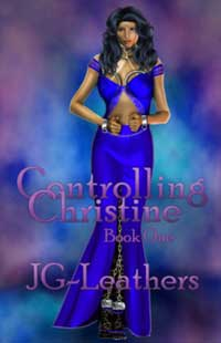 cover design for the book entitled Controlling Christine, Book One