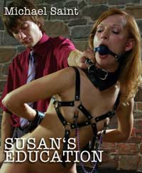 cover design for the book entitled Susan