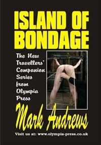cover design for the book entitled Island Of Bondage