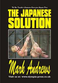 cover design for the book entitled The Japanese Solution