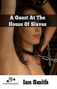 cover design for the book entitled A Guest At The House Of Slaves