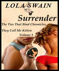 Surrender by Lola Swain