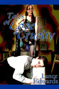 cover design for the book entitled Tales Of Love & Cruelty