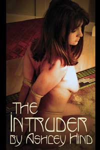 cover design for the book entitled The Intruder